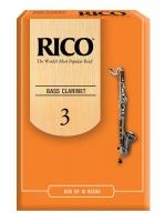 Stroiki do klarnetu basowego Rico