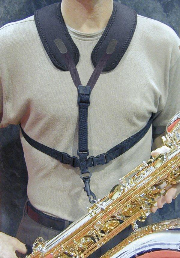 Szelki do saksofonu Neotech Super