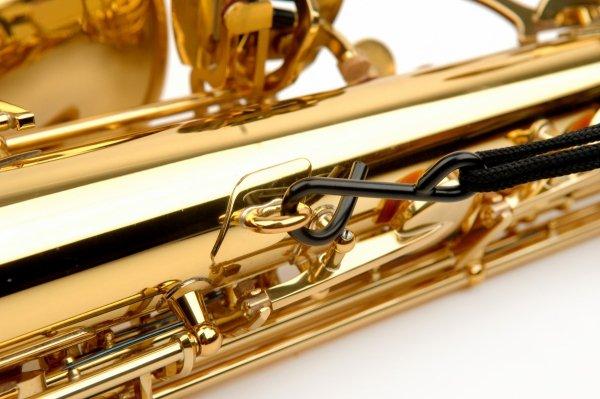 Pasek do saksofonu sopranowego i altowego Rico SJA11