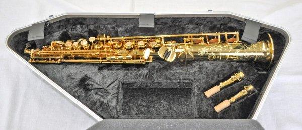 Futerał na saksofony sopranowy (wymienne fajki)/altowy Nonaka Sky Case