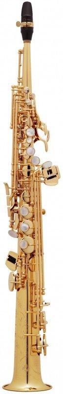 Saksofon sopranowy Henri Selmer Paris Super Action 80/Serie II GG gold lacquer