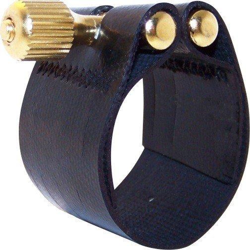 Ligaturka do klarnetu kontrabasowego Rovner Dark