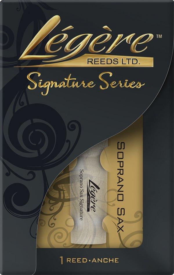 Stroik do saksofonu sopranowego Legere Signature