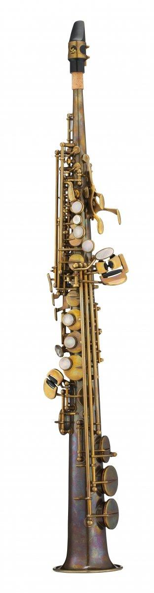 Saksofon sopranowy LC Saxophone SU-703UL unlacquer finish