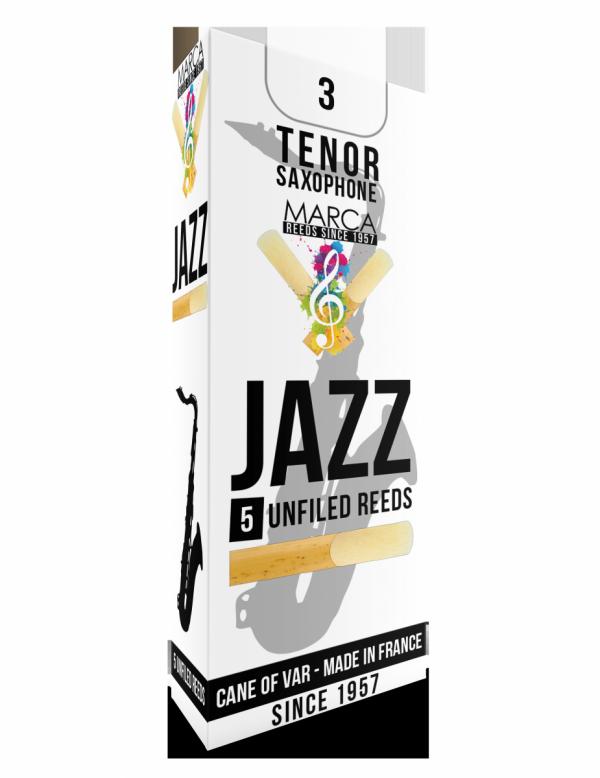 Stroiki do saksofonu tenorowego Marca Professional Series Jazz Unfiled