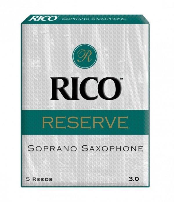 Stroiki do saksofonu sopranowego Rico Reserve 3.5 stare opakowanie