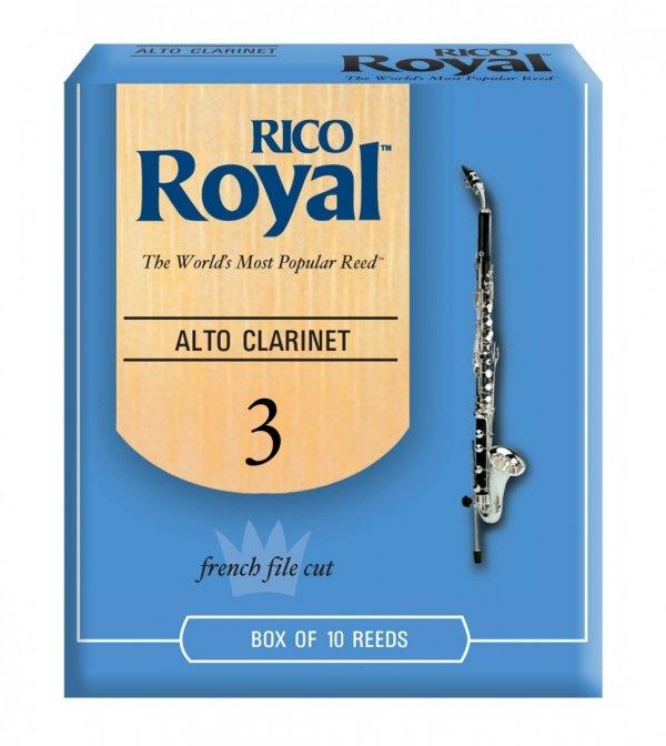 Stroiki do klarnetu altowego Rico Royal