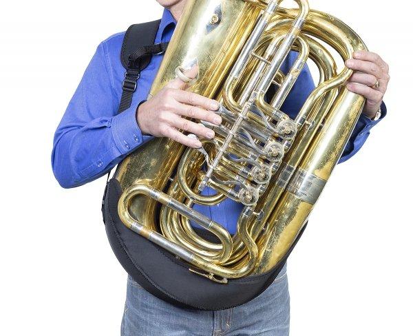 "Szelki do eufonium Neotech Holster 10"" Baritone-Euphonium"