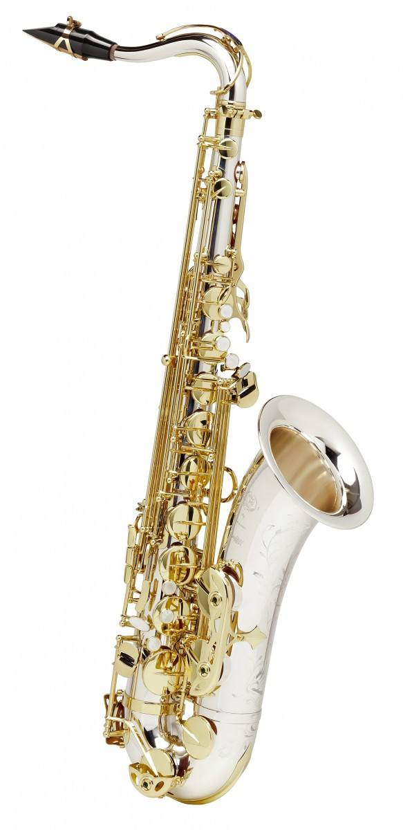Saksofon tenorowy Henri Selmer Paris Serie III AMG VO sterling silver