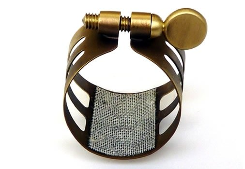 Ligaturka do saksofonu altowego Ligaphone CL.AS Vintage