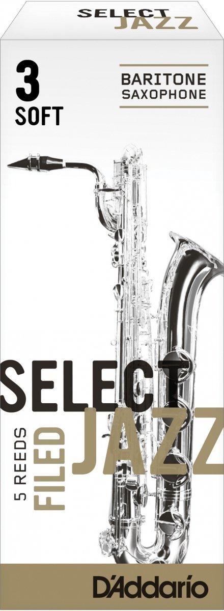 Stroiki do saksofonu barytonowego Rico Select Jazz