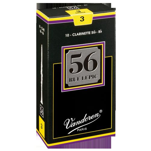 Stroiki do klarnetu B/A Vandoren Rue Lepic 56