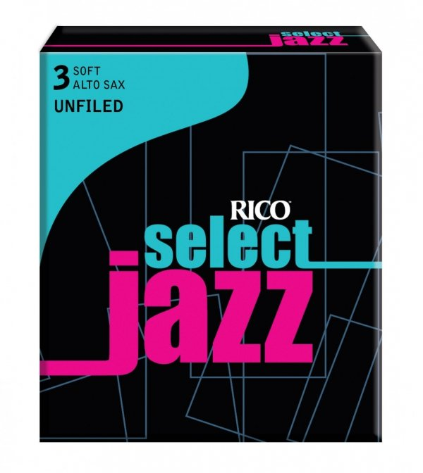 Stroiki do saksofonu altowego Rico Select Jazz