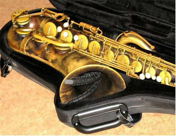 Szelki Jazzlab Sax Holder