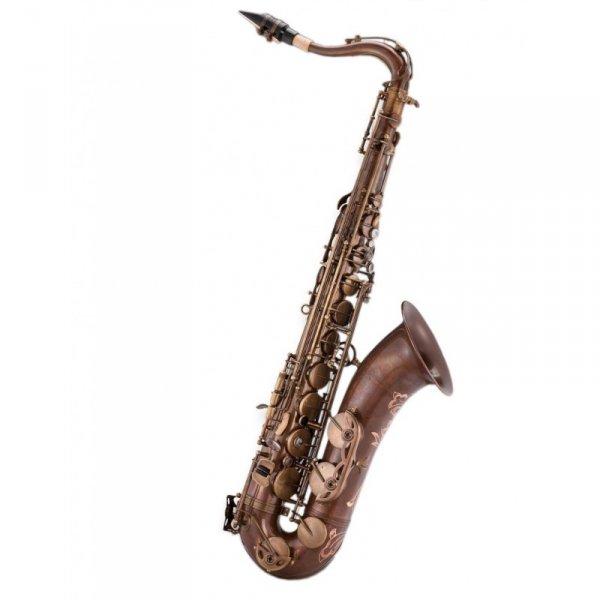Saksofon tenorowy LC Saxophone T-603UL unlacquer finish