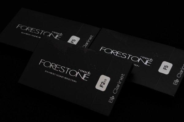 Stroik do klarnetu B/A Forestone Traditional (filed)