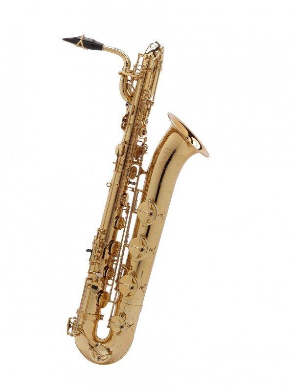 Saksofon barytonowy Henri Selmer Paris Super Action 80/Serie II GG gold lacquer