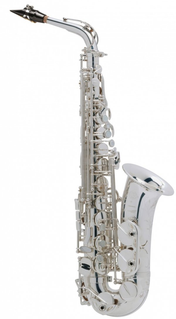 Saksofon altowy Henri Selmer Paris Serie III AG silver plated