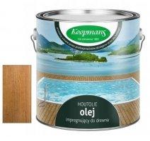 Koopmans Houtolie olej do drewna 2,5 L orzech 106