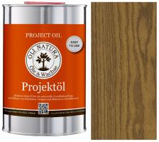 Olej do podłóg i mebli Oli-Natura Projektöl 1 L TEAK