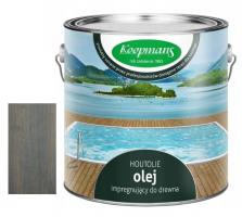 Olej Koopmans Houtolie 2,5 L szary skandynawski 060