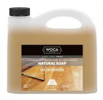 Mydło do podłóg olejowanych Woca opak. 2,5 L NATURALNE