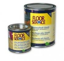 Floor Service Wosk Twardy Olejny kolor Polar 101