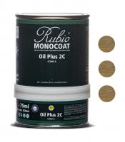 Olej jednowarstwowy Rubio Monocoat Oil 350 ml Bourbon