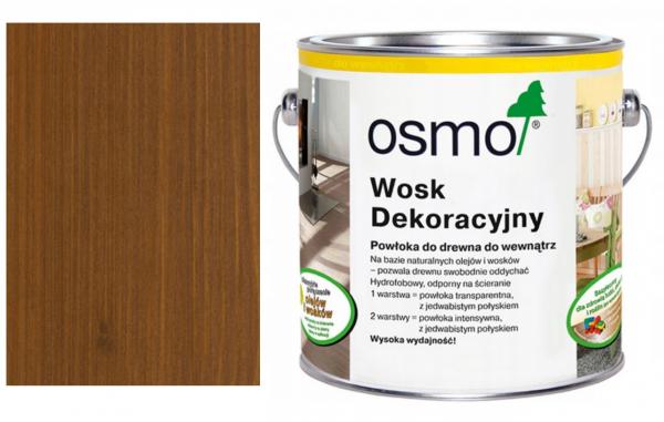 Osmo Wosk Olejny Dekoracyjny 3144  LAPACHO opak.  2,5 L
