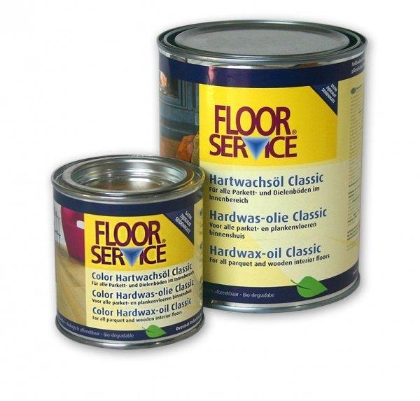 Wosk Twardy Olejny Floor Service kolor Aztec 812 opak. 1 L