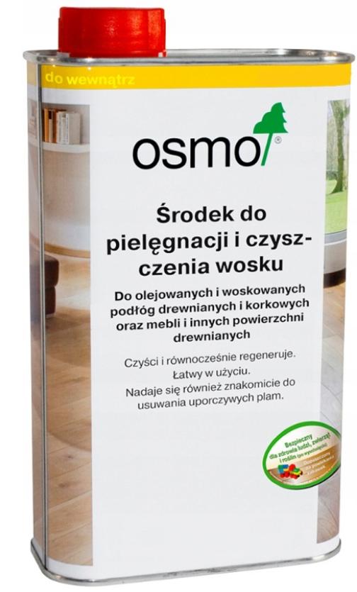 Osmo środek do czyszczenia i pielęgnacji wosku 3087 opak. 1L BIAŁY