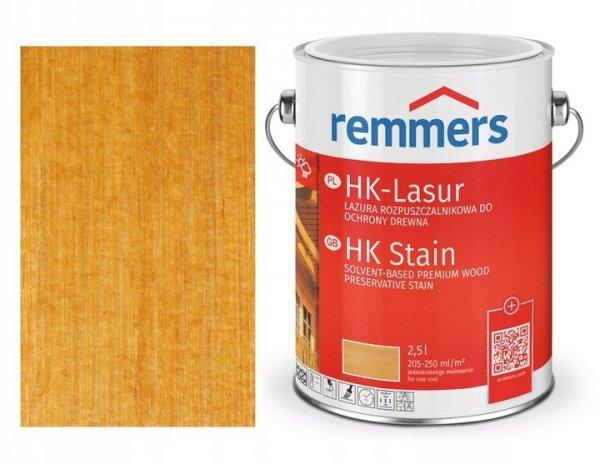 Remmers HK-Lasur lazura ochronna 2250 PINIA / MODRZEW 2,5 L