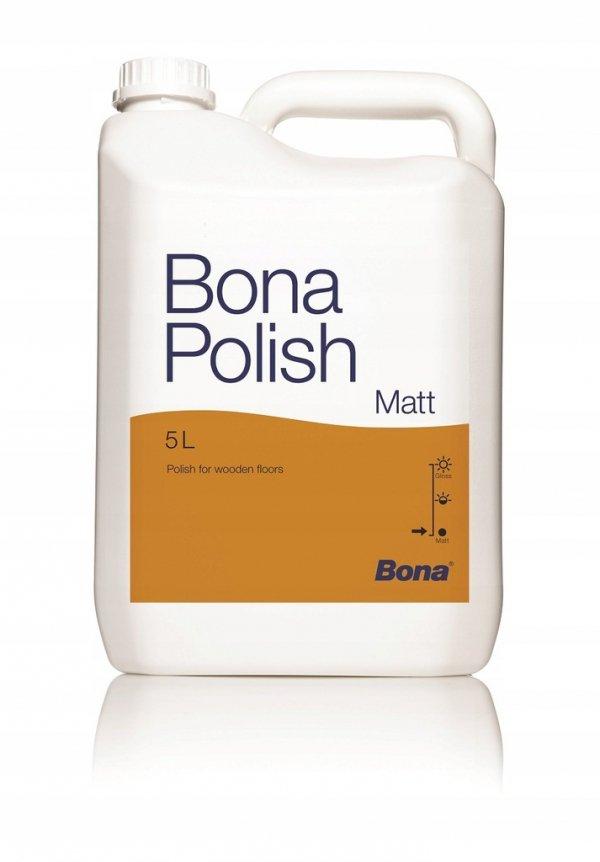 Bona Polish Matt konserwant (matowy) opak. 5L