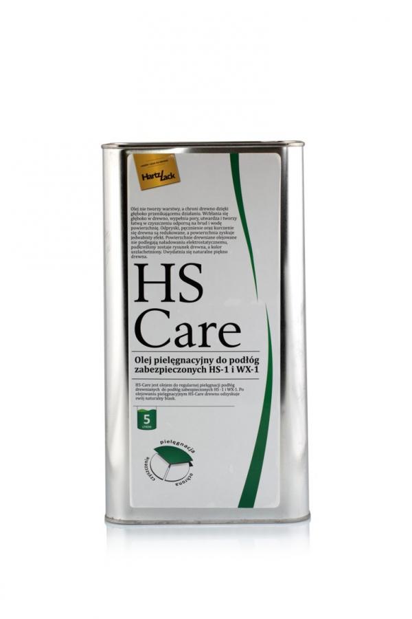 HartzLack HS-Care olej pielęgnacyjny (opak. 1L)