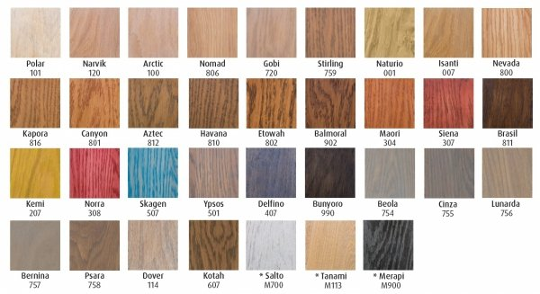 Floor Service Wosk Twardy Olejny kolor Alaska 102