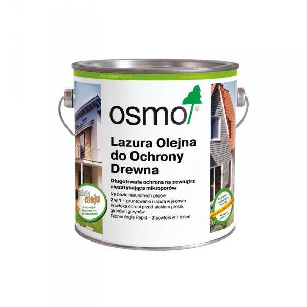 Osmo Lazura Olejna do Ochrony Drewna 710  opak.  0,75 L (pinia)