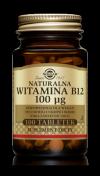 Solgar Naturalna witamina B12 100 μg