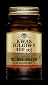 Solgar Kwas Foliowy 400 µg