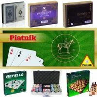 Karty i gry PIATNIK