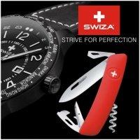 Scyzoryki zegarki i bagaże SWIZA
