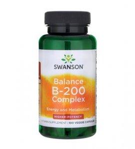 SWANSON Balance B-200 100 kaps SW1644