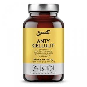 Panaseus Anty Cellulit 50 kaps.