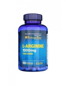 L-Arginina 1000mg 100caps Puritan's Pride