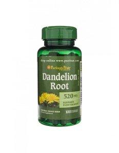 Dandelion root 100x520mg Puritan's Pride