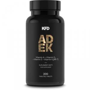 KFD Adek 200 tabl. ( Wit. A, D, E, K )
