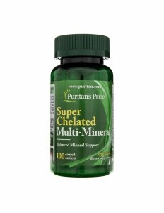 Super Chelated Multi Mineral Puritan's Pride