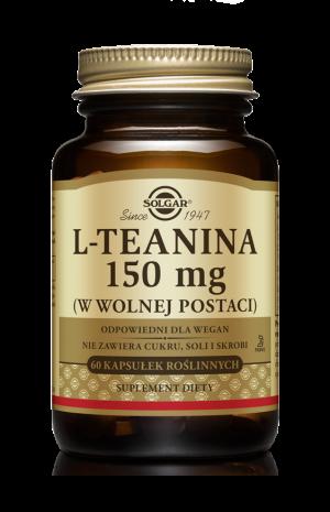 Solgar L-teanina 150 mg