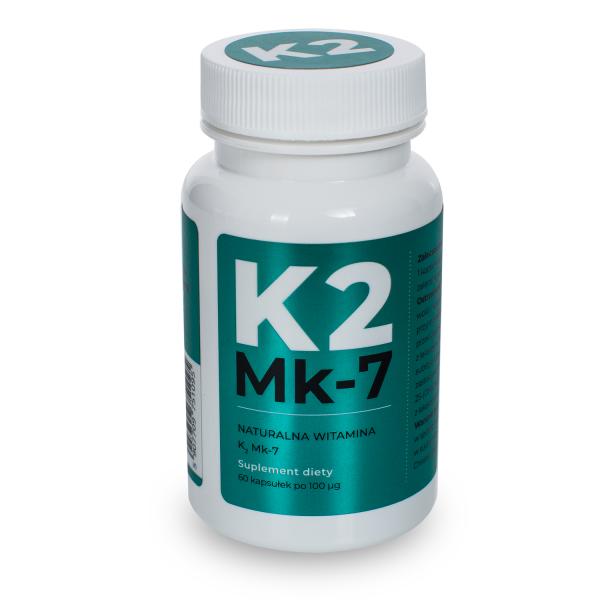K2 MK-7 100 MCG VISANTO
