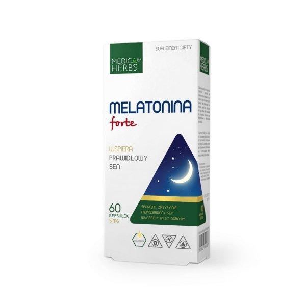 Medica Herbs Melatonina Forte
