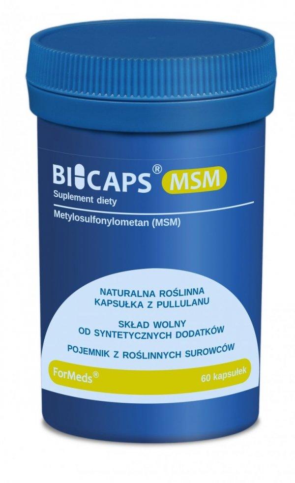 ForMeds BICAPS MSM